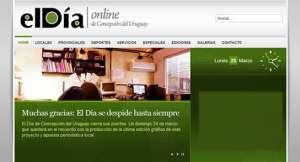 ¿Por qué cerró Diario El Día?